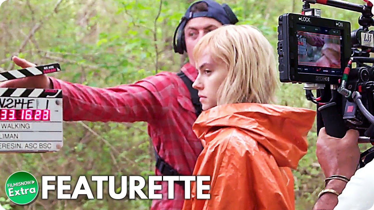 CHAOS WALKING (2021) | A Look Inside with Daisy Ridley & Doug Liman Featurette