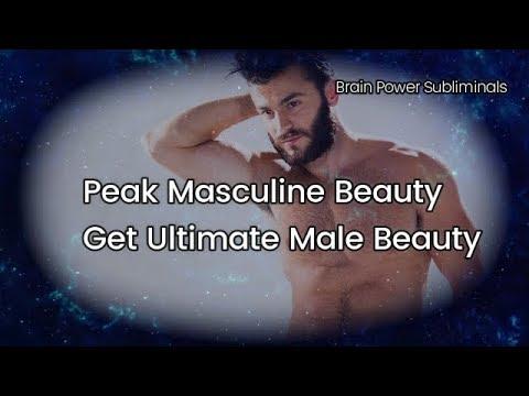 ★★Peak Masculine Beauty Combo  ★★Get Ultimate Male Beauty ★★Most Powerful Video★★