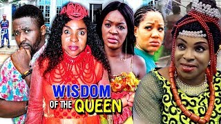 Wisdom Of The Queen 1&2 - Chacha Eke 2018 Latest Nigerian Nollywood Movie ll African Movie Full HD