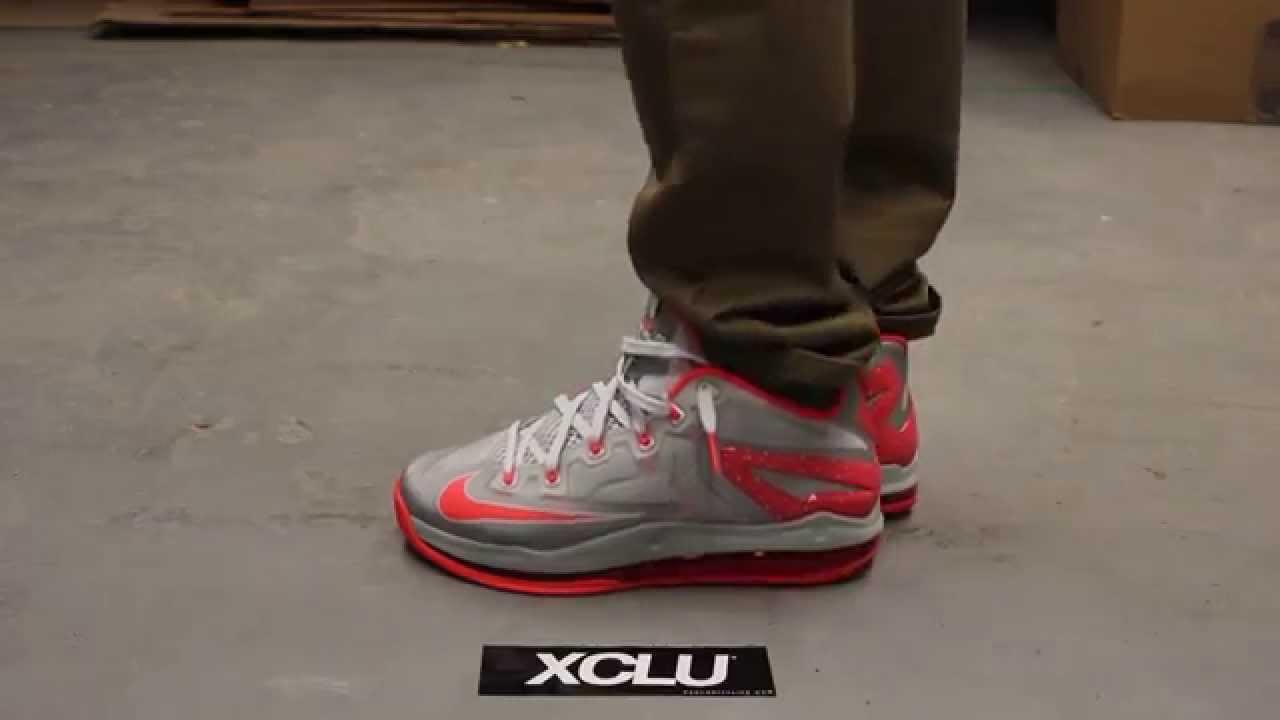 cheaper 2e79f b6676 Nike Max Lebron XI Low