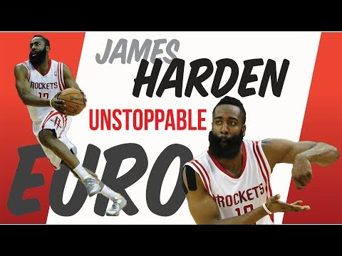 How to: James Harden Euro Step! Tutorial
