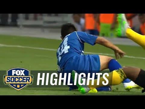 Jamaica vs. El Salvador  2015 CONCACAF Gold Cup Highlights