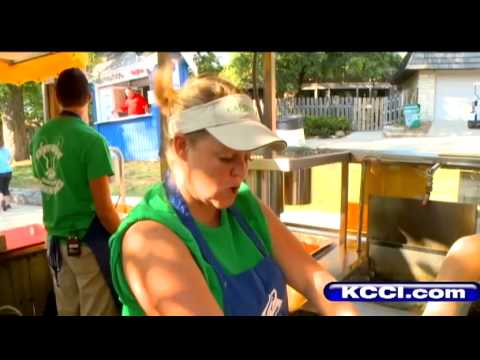 New State Fair Food Selling Fast