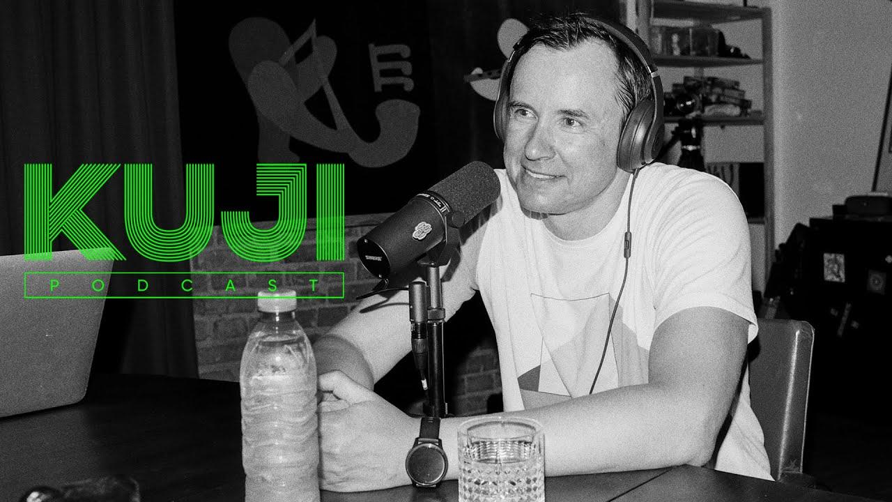 Андрей Окуньков: страх математики (Kuji Podcast 101)