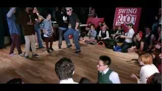 Montreal Swing Riot 2012 - Street Dancers vs Lindy Hoppers Part 2
