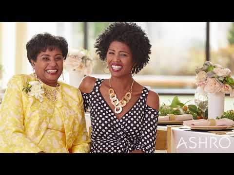 Celebrate Family - Ashro Model, Rachel & her Mom, Rochelle