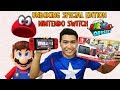 Nintendo Switch Lite \POKEMON SWORD & SHIELD\ Console Unboxing - Limited Edition Zacian & Zamazenta