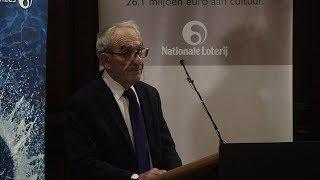 H. Goldberg - Voorzitter van de vzw Auschwitz in Gedachtenis / Stichting Auschwitz 2018-10