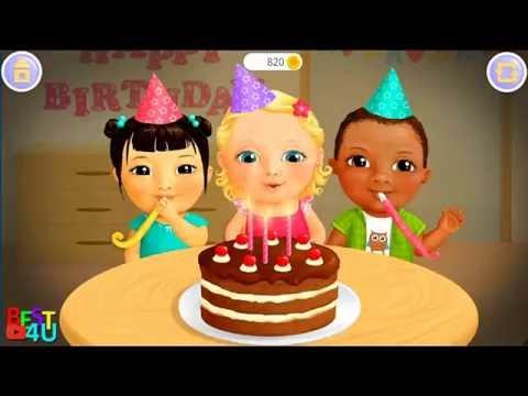 Happy Birthday To You Kids Beautiful Birthday Wishes Gameplay Youtube