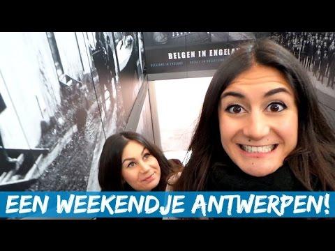 Een weekendje Antwerpen