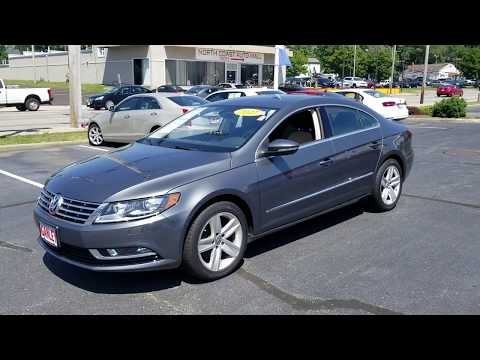 2017 Volkswagen CC 2.0T Sport For Sale Cleveland Ohio 19431R