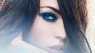 ❀♡Макияж глаз в голубых тонах❀♡