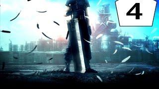 Let's Play: Final Fantasy VII Crisis Core épisode 4