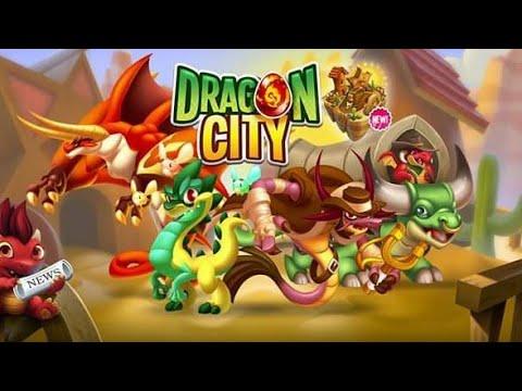 NEW UPCOMING EVENT DRAGON CITY 22 NOVEMBER 2018