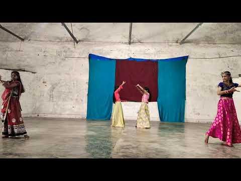 'Dholida' | Dance Cover |  Neha Kakkar | Palak Muchhal | Raja Hasan | Udit Narayan