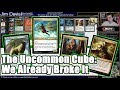 How to Draft the Magic Online Uncommon Cube