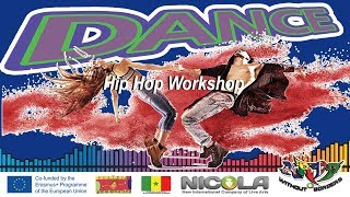 Hip Hop Dance Choreography [OER] (Tutorial Workshop)