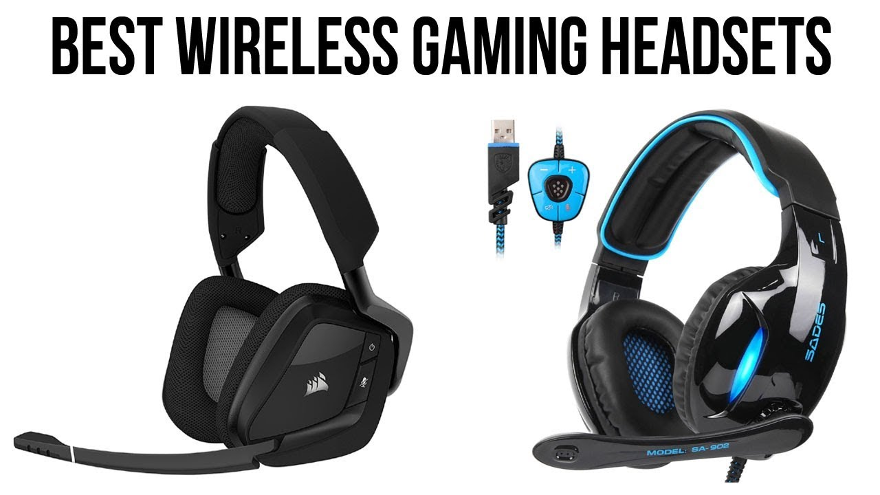 82a51b6510a Top 5 Best Wireless Gaming Headsets 2018 - YouTube