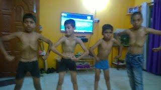 Kharkar Boys Bodybuilding