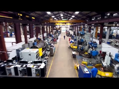 Take a Tour through the Sulzer Turbo Services Houston Service Center