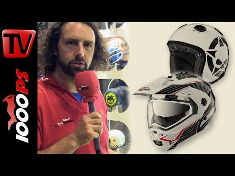 Caberg Product Innovations 2014 | TOURMAX and DOOM