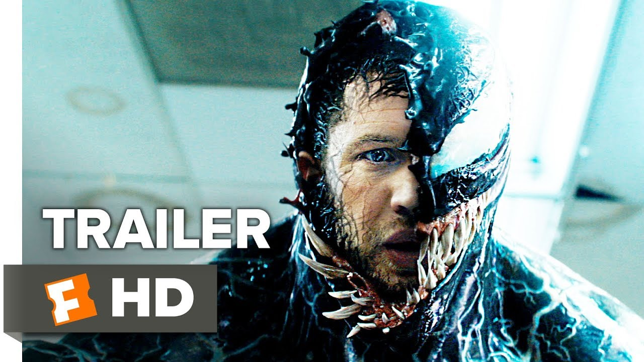 Venom Trailer #2 (2018) | Movieclips Trailers