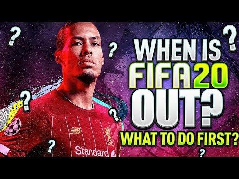 WHEN WILL FIFA 20 COME OUT?! FIFA 20 Ultimate Team