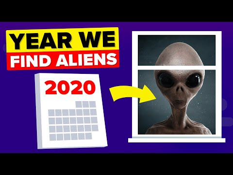 Why 2020 Could Be The Year We Contact Aliens