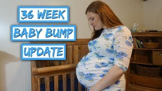 Intimacy During Pregnancy || 36 WEEKS PREGNANT UPDATE