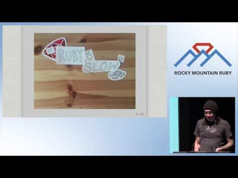 Rocky Mountain Ruby 2015 - Rust for Rubyists by Steve Klabnik