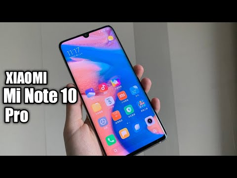 Xiaomi Mi Note 10 & Note 10 Pro Offical - First Look, Camera, Design, Specifications, price