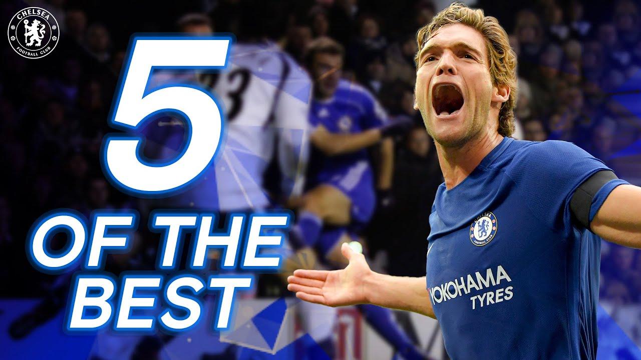 Download 5 Of The Best | Chelsea's Best Away Goals v Tottenham | Ft. Alonso, Makelele & Shevchenko
