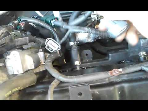 NISSAN QUEST UNKNOWN MISFIRE - YouTube
