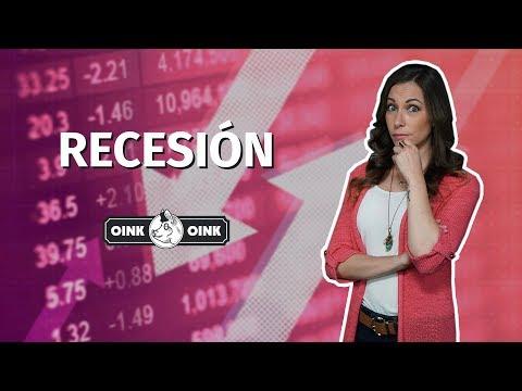 ¿Qué hacer en caso de recesión económica?