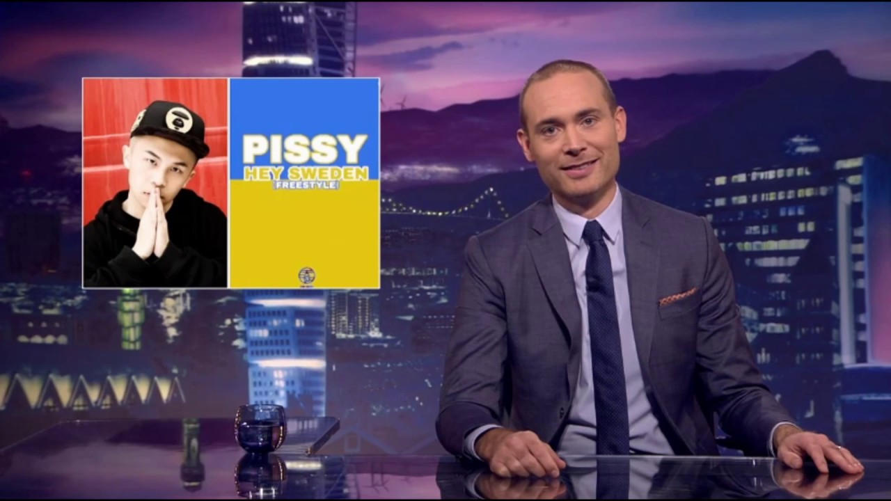 Svenska nyheter ber om ursäkt efter satir om kineser — 瑞典svt電視臺對於中國很多要求而作出回應的節目 - YouTube