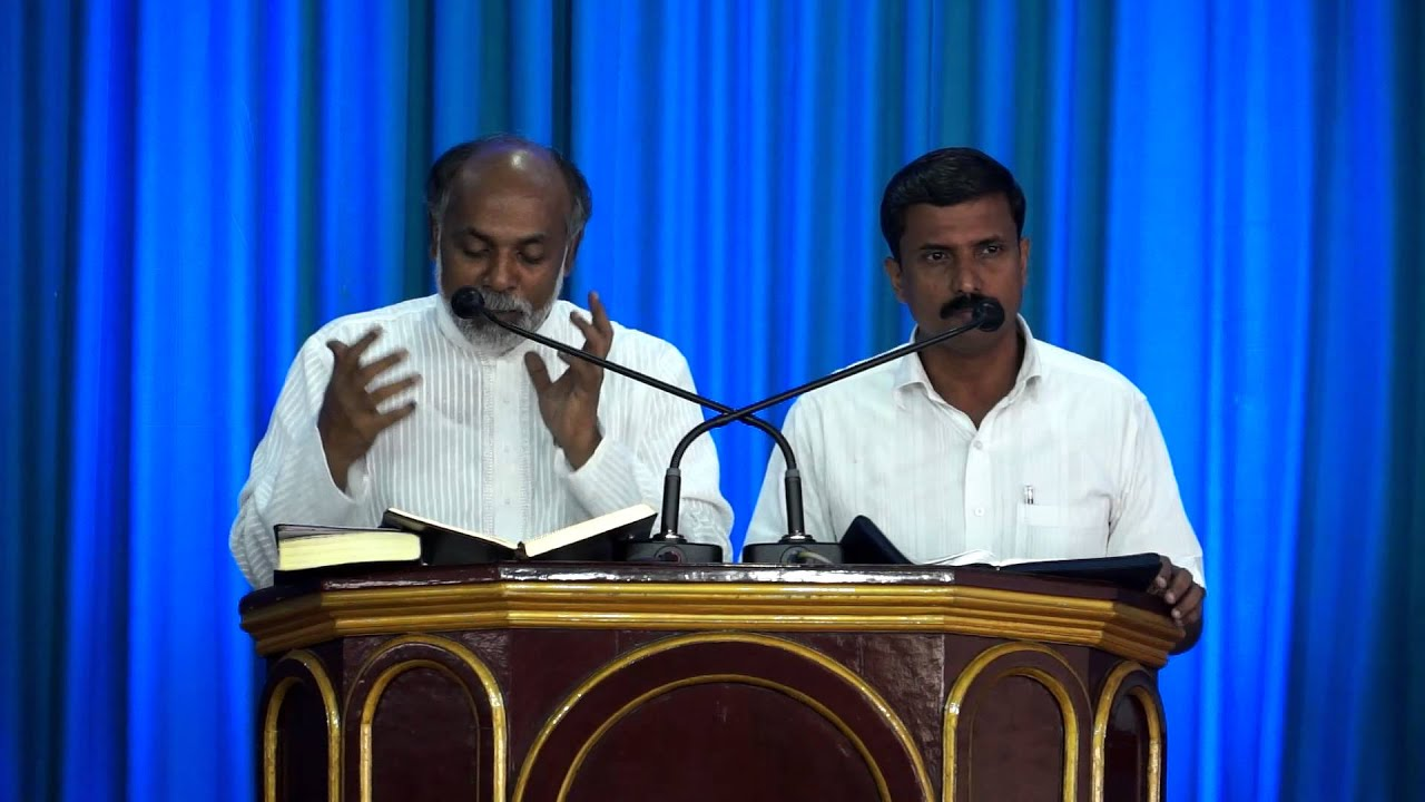 Download English/Malayalam Sermon. Different types of curses.Part-1. By. Daniel Ayroor