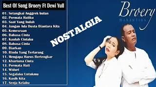 Kumpulan Lagu Broery Marantika Ft Dewi Yull Full Album