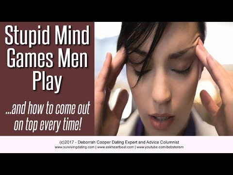 Deborrah Cooper on Top 10 Mind Games Men Play with Women