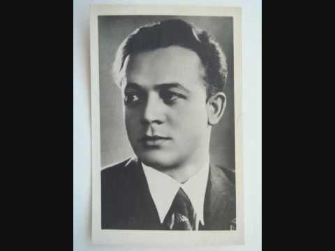 Sergei Lemeshev- Russian Folk Song 1937