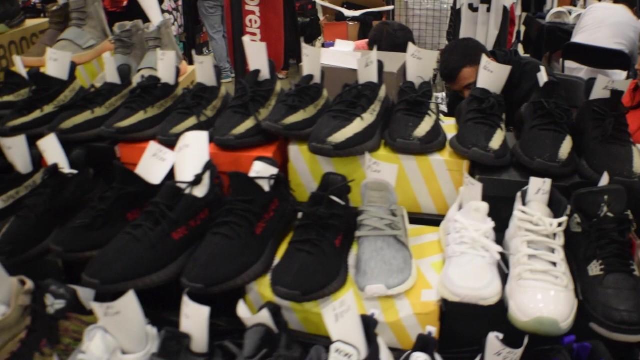 412d68dd09e53 Sneakercon Dallas 2017 - YouTube