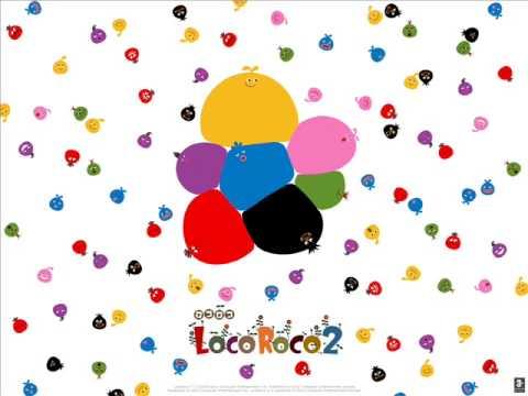 LocoRoco2 - LocoRoco Song
