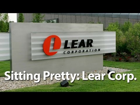 Sitting Pretty: Lear Corp. - Autoline This Week 2037