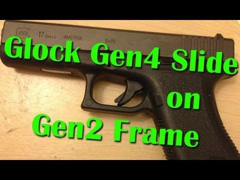Glock modification - Gen 4 Slide on Gen 2 Frame