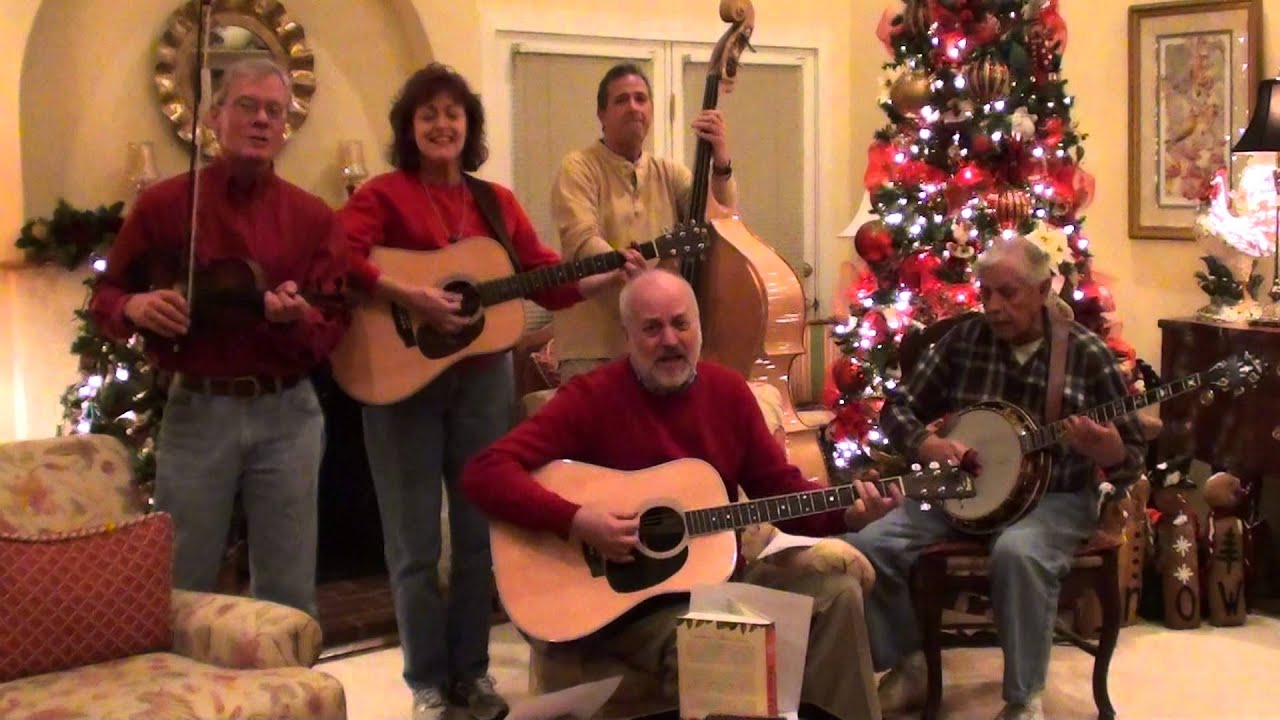 back home at christmas time a bluegrass christmas song youtube - Bluegrass Christmas