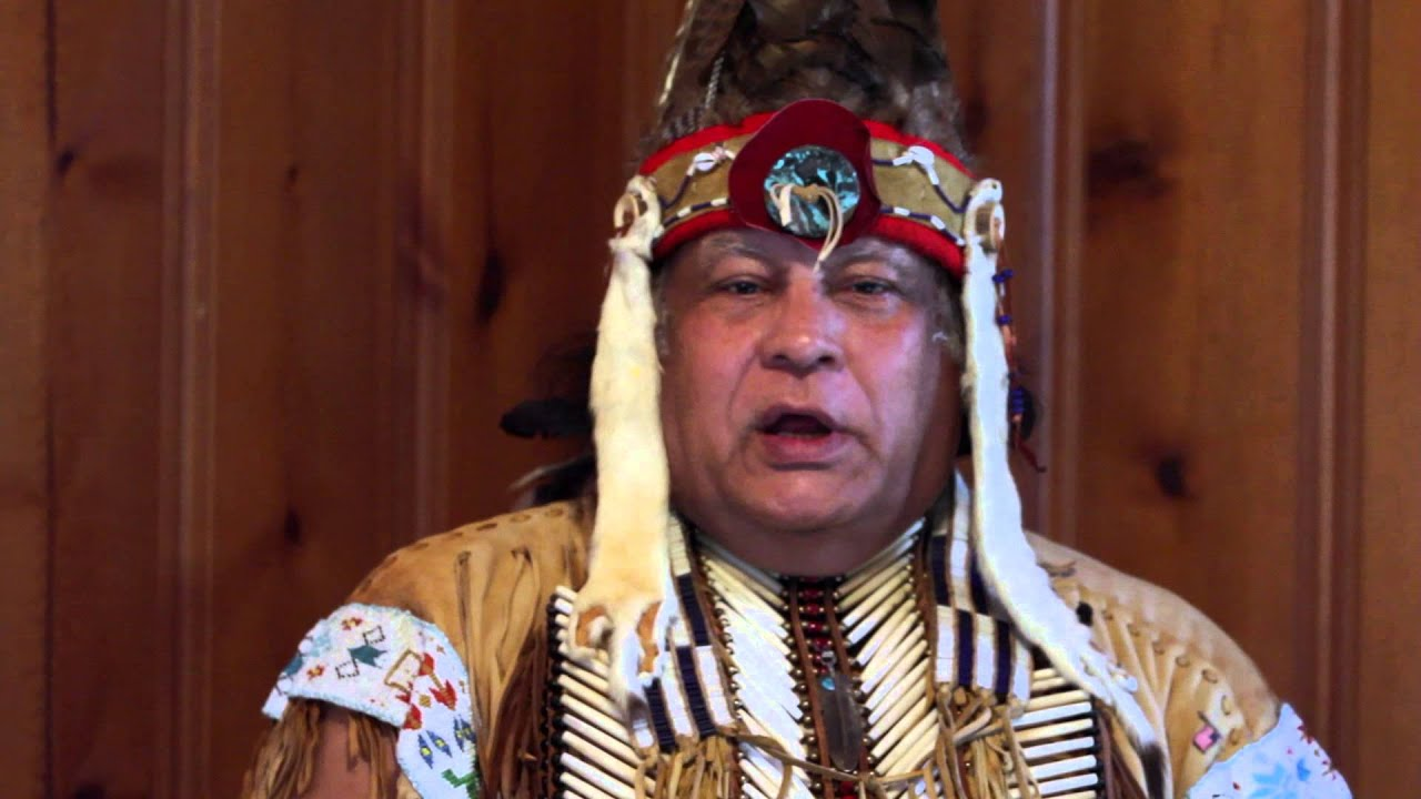 Meet Harold Hatcher, Chief of the Waccamaw Indian People
