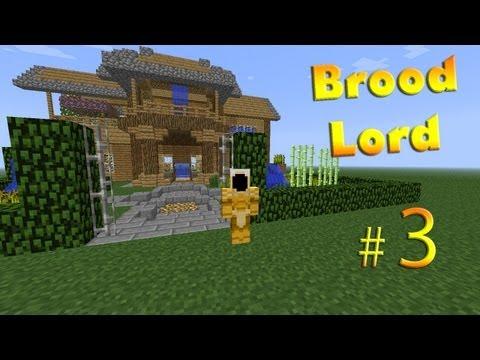 Brood_Lord | Tutoriel de construction de maison partie 2 ! Jardin !