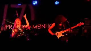 Prada Meinhoff - Cocktail - Live @ Strom München 26.06.2018