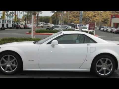 Used 2008 Cadillac Xlr Palm Desert Ca
