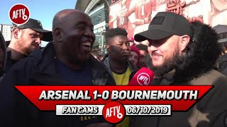 Arsenal 1-0 Bournemouth | Emery Is Wrong! Ozil Should At Least Be On The Bench!! (DT)