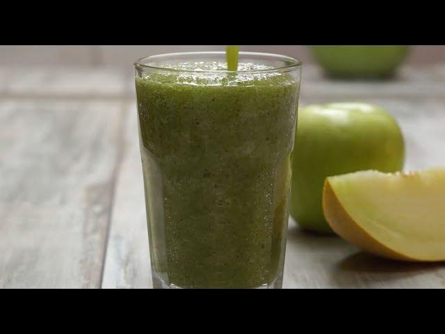 Salatalıklı, Elmalı ve Naneli Smoothie Tarifi, Nasıl Yapılır?